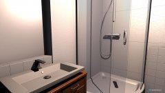 Raumgestaltung lazienka2 in der Kategorie Badezimmer