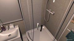 Raumgestaltung lazienka_parter_helios in der Kategorie Badezimmer