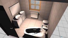 Raumgestaltung lazienkaa in der Kategorie Badezimmer