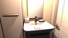Raumgestaltung LazienkaParter in der Kategorie Badezimmer