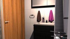Raumgestaltung Lazienla in der Kategorie Badezimmer