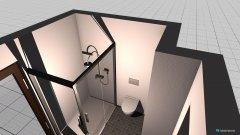 Raumgestaltung Lea Bad in der Kategorie Badezimmer