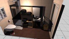 Raumgestaltung LeBad in der Kategorie Badezimmer