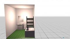 Raumgestaltung Liam's bathroom in der Kategorie Badezimmer