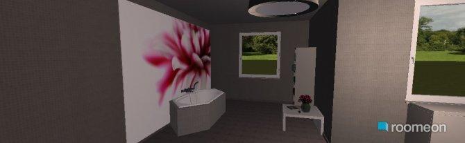 Raumgestaltung light bathroom in der Kategorie Badezimmer