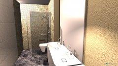Raumgestaltung loilet in der Kategorie Badezimmer