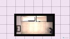 Raumgestaltung lotosweg_bad_03 in der Kategorie Badezimmer