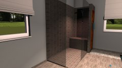 Raumgestaltung Lutz Bad HK-hinten-Walk-In-Lösung in der Kategorie Badezimmer