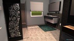 Raumgestaltung Lutz Bad HK-vorne-quer-schmal in der Kategorie Badezimmer