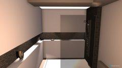 Raumgestaltung M1_BadezimmerV2 in der Kategorie Badezimmer