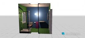 Raumgestaltung m in der Kategorie Badezimmer
