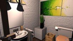 Raumgestaltung Magda in der Kategorie Badezimmer
