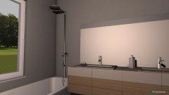 Raumgestaltung Main Bathroom in der Kategorie Badezimmer