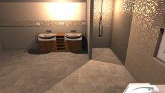 Raumgestaltung mannis traumbad in der Kategorie Badezimmer