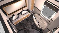 Raumgestaltung March Bad in der Kategorie Badezimmer