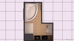 Raumgestaltung Master-Bad Eckwanne v2 in der Kategorie Badezimmer