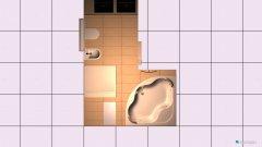 Raumgestaltung Master-Bad Eckwanne v3 in der Kategorie Badezimmer