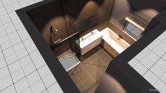 Raumgestaltung Master-Bad - Xeno in der Kategorie Badezimmer