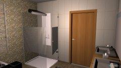 Raumgestaltung master bathroom in der Kategorie Badezimmer