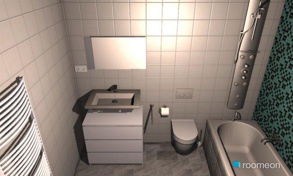 Raumgestaltung Maximka in der Kategorie Badezimmer