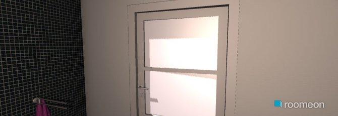 Raumgestaltung mein bad in der Kategorie Badezimmer