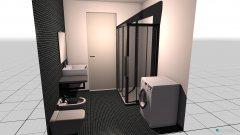 Raumgestaltung MELISSA- BAGNO 2 in der Kategorie Badezimmer