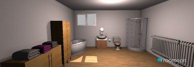 Raumgestaltung menim hamamim in der Kategorie Badezimmer