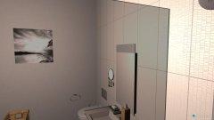 Raumgestaltung MF Badezimmer in der Kategorie Badezimmer