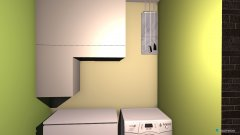 Raumgestaltung Miła 1.4 in der Kategorie Badezimmer