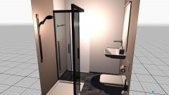 Raumgestaltung Michaela in der Kategorie Badezimmer