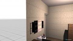 Raumgestaltung Mini Badezimmer in der Kategorie Badezimmer
