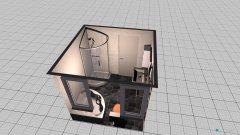 Raumgestaltung mit objekten in der Kategorie Badezimmer