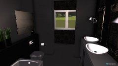 Raumgestaltung mmm in der Kategorie Badezimmer