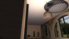 Raumgestaltung modernes Badezimmer 3 in der Kategorie Badezimmer