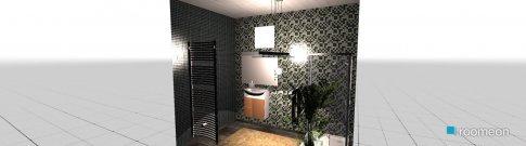 Raumgestaltung moi in der Kategorie Badezimmer