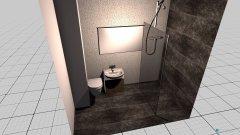Raumgestaltung monika in der Kategorie Badezimmer