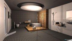 Raumgestaltung MOON in der Kategorie Badezimmer