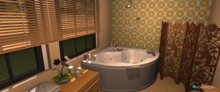 Raumgestaltung Morning Bad in der Kategorie Badezimmer