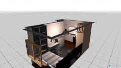 Raumgestaltung MP_proj3 in der Kategorie Badezimmer