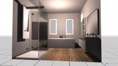 Raumgestaltung mr in der Kategorie Badezimmer