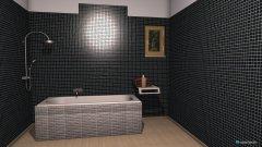 Raumgestaltung My first bathroom design in der Kategorie Badezimmer