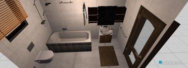 Raumgestaltung MyHome3 in der Kategorie Badezimmer