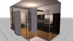 Raumgestaltung Myhouse2 in der Kategorie Badezimmer
