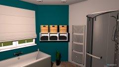 Raumgestaltung MZANTI in der Kategorie Badezimmer