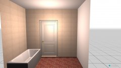 Raumgestaltung n1 in der Kategorie Badezimmer