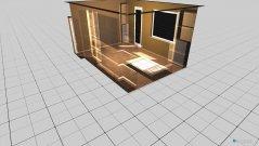 Raumgestaltung na nasite spalnyata in der Kategorie Badezimmer