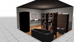 Raumgestaltung Nan'S Bathroom in der Kategorie Badezimmer
