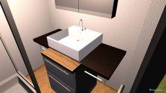 Raumgestaltung Neue Wohnung 4 in der Kategorie Badezimmer