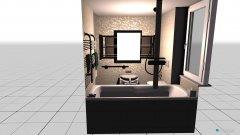 Raumgestaltung Nijenrodestraat 30 - Bathroom in der Kategorie Badezimmer