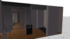 Raumgestaltung Obergeschoss 3 in der Kategorie Badezimmer